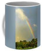 Rainbow At Sunset Coffee Mug