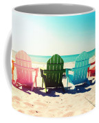 Rainbow Beach Photography Light Leaks1 Coffee Mug