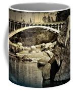 Rainbow Bridge In Folsom Ca Coffee Mug