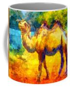 Rainbow Camel Coffee Mug