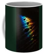 Rainbow Drops Coffee Mug