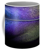 Rainbow Feather Coffee Mug