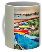 Rainbow Fleet Coffee Mug