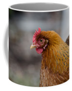 Rainbow Hen Coffee Mug