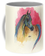 Rainbow Horse 2013 11 17 Coffee Mug
