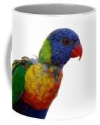 Rainbow Lorikeet Coffee Mug