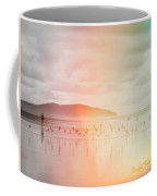 Rainbow - On A Wing And A Prayer Coffee Mug