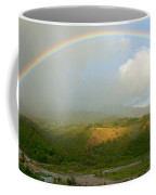 Rainbow Over Boquete Coffee Mug