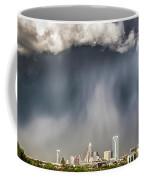Rainbow Over Charlotte Coffee Mug