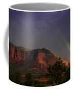 Rainbow Over Sedona  Coffee Mug