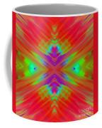 Rainbow Passion Abstract 2 Coffee Mug