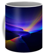 Rainbow Pathway Coffee Mug
