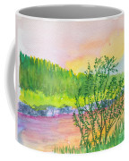 Rainbow River Coffee Mug