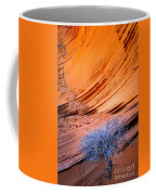 Rainbow Rocks Dead Bush #1 Coffee Mug