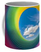 Rainbow Sky 2 Coffee Mug