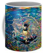 Rainbow Splash Coffee Mug