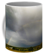 Rainbow Spokes Coffee Mug