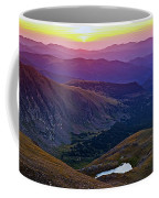 Rainbow Sunrise Coffee Mug