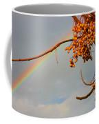 Rainbow Through Tree Coffee Mug