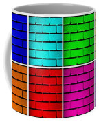 Rainbow Walls Coffee Mug