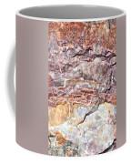 Rainbow Wood Coffee Mug