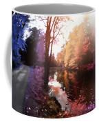 Rainbow Yaddo Coffee Mug