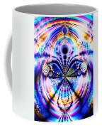 Rainbows And Dragonflies Coffee Mug