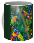 Rainbows In Paradise Coffee Mug