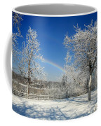 Rainbows Of Ice Coffee Mug