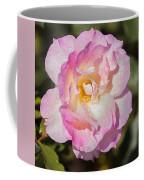 Raindrops On Rose Petals Coffee Mug