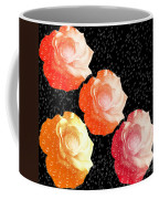 Raindrops On Roses - My Favorite Things Coffee Mug