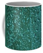 Raindrops On Window Iv Coffee Mug