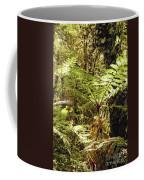 Rainforest Color Coffee Mug