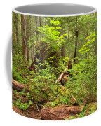 Rainforest Green Everywhere Coffee Mug