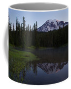 Rainier Awakening Coffee Mug