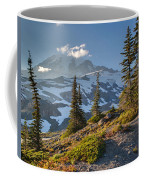 Rainier From Paradise Glacier Coffee Mug