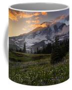 Rainier Meadows Splendor Coffee Mug