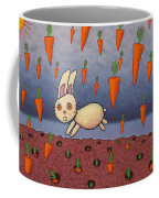 Raining Carrots Coffee Mug