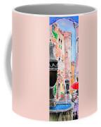 Raining In St-paul De Vence Coffee Mug