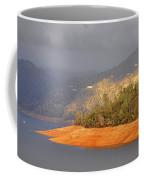 Rainstorm On The Lake Coffee Mug