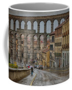 Rainy Afternoon In Segovia Coffee Mug