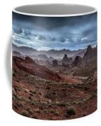 Rainy Day In The Desert Coffee Mug