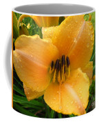 Rainy Day Lily Coffee Mug