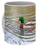 Rainy Day Mallard Coffee Mug