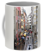 Rainy Day Shopping Coffee Mug