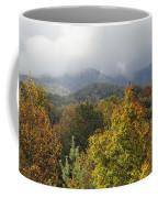 Rainy Fall Day In The Mountains Coffee Mug