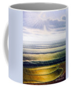 Rainy Seascape Coffee Mug