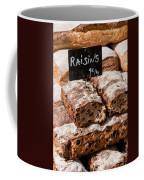 Raisin Bread Coffee Mug