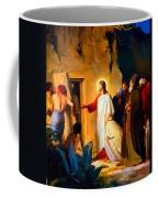 Raising Of Lazarus Coffee Mug