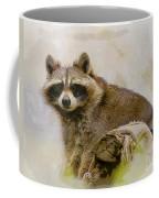 Rakish Raccoon  Coffee Mug